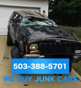 We Buy Junk Cars Gresham
